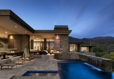 Residencia Pass / Tate Studio Architects, Arizona