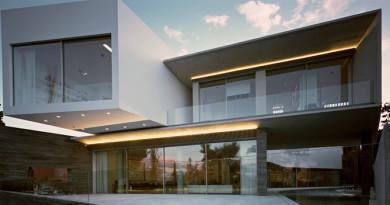 Psychiko-casa-moderna