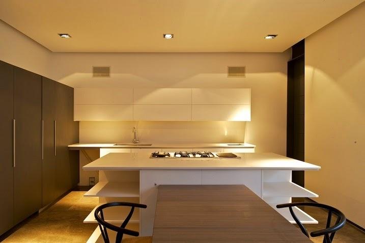 cocina-Arquitectura Casa X / Agraz Arquitectos