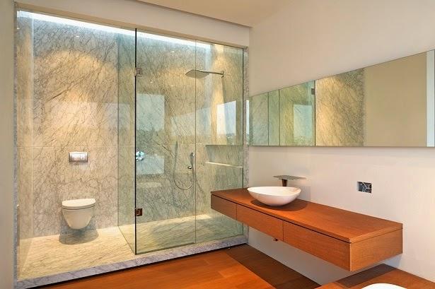 baño-Arquitectura Casa X / Agraz Arquitectos