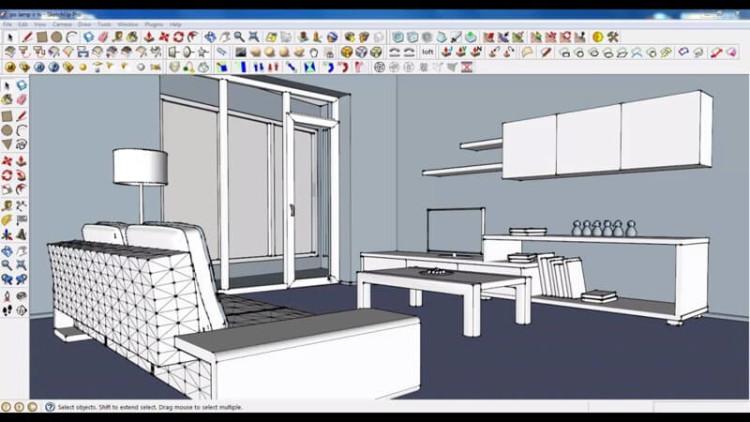 SketchUp 8  colección de recursos de Google