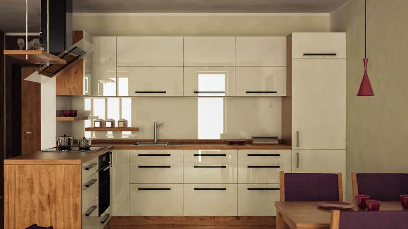 Cocina integral sketchup for Planificador de cocinas