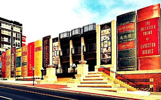 Biblioteca de Kansas City en Estados Unidos