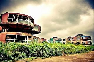 casas-OVNI-Sanzhi-Nuevo-Taipei