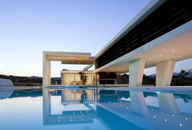 Casa H3 Minimalista / Arquitectos 314, Grecia