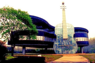 Casa Piano, en China