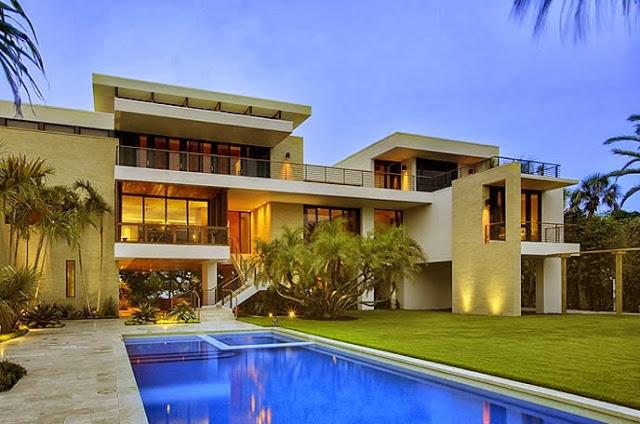 Residencia Casey / Sweet Sparkman Architects, Florida