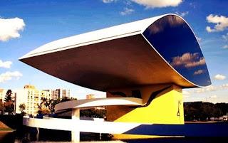 Museo Niemeyer, Curitiba - Brasil