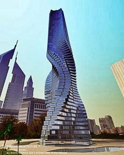 Rascacielos-giratorio-Dubai-Emiratos-arabes-Unidos
