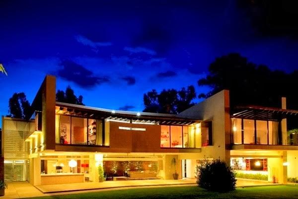 Casa Siete por Hernández Silva Arquitectos, México