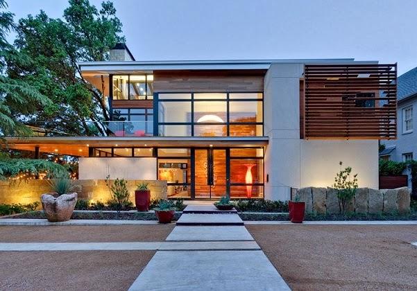 Casa Bulevar Caruth / Tom Reisenbichler, Texas