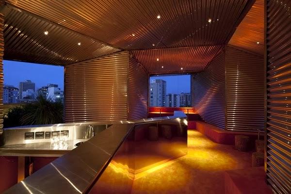 Diseño interior BAR Casa Cor Bar