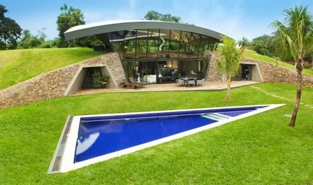 Dos casas sostenibles / Arquitectos BAUEN, Luque - Paraguay