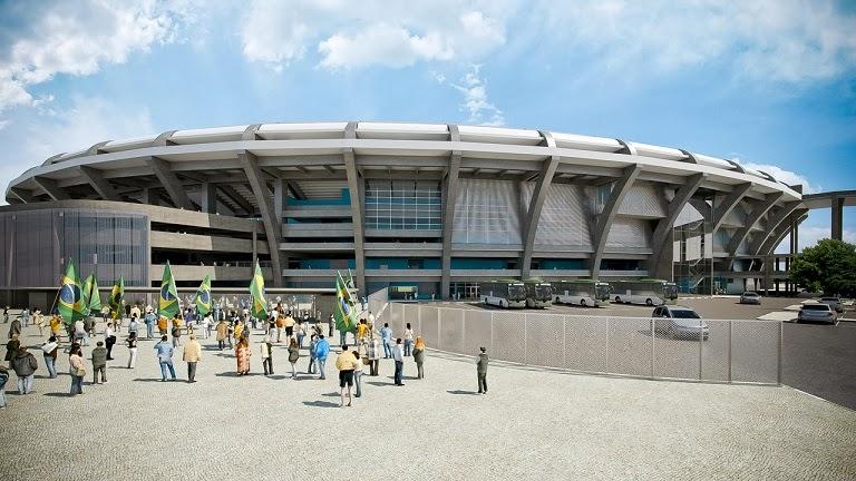 entrada-principal-estadio-maracana-brasil