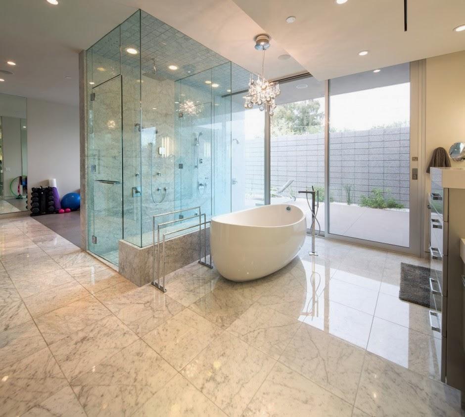 baño-lujo-bañera