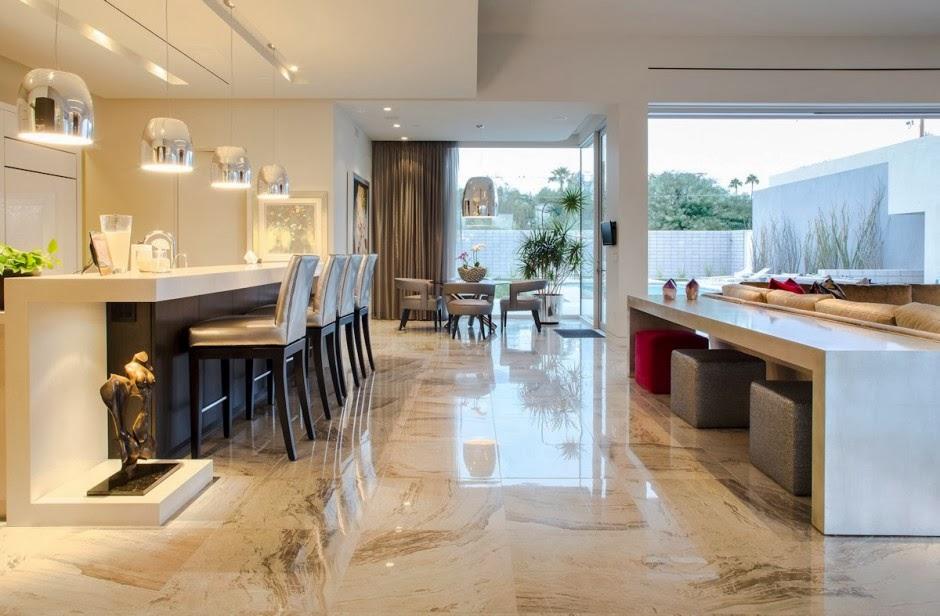 ideas pinterest moderno cocinas integradas y casas modernas