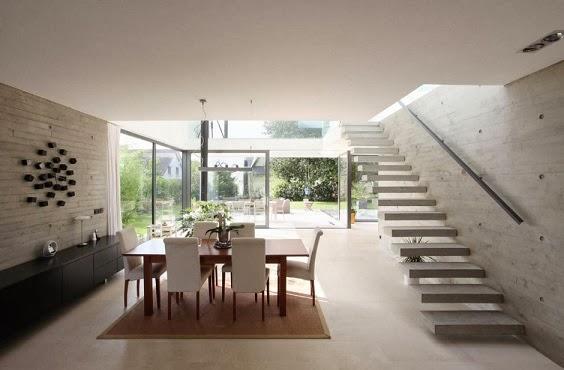 Casa moderna en luxemburgo por n lab architects arquitexs for Arquitectura moderna casas interiores