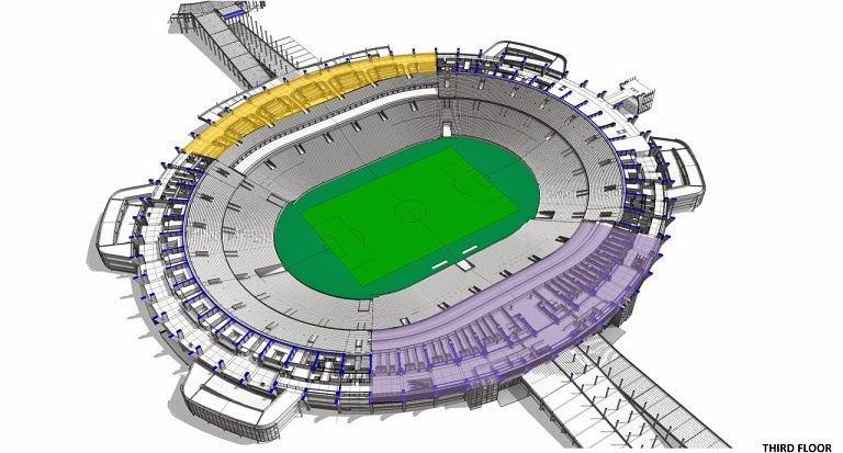 Estadio-Maracana-tercera-planta