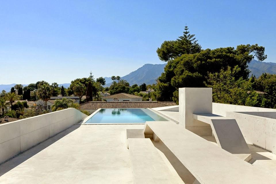 piscina-casa-de-lujo-marbella-españa