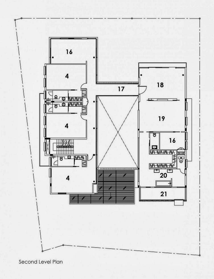 Casa berrima fusi n de espacio forma y funci n park for Casa moderna 2014 espositori