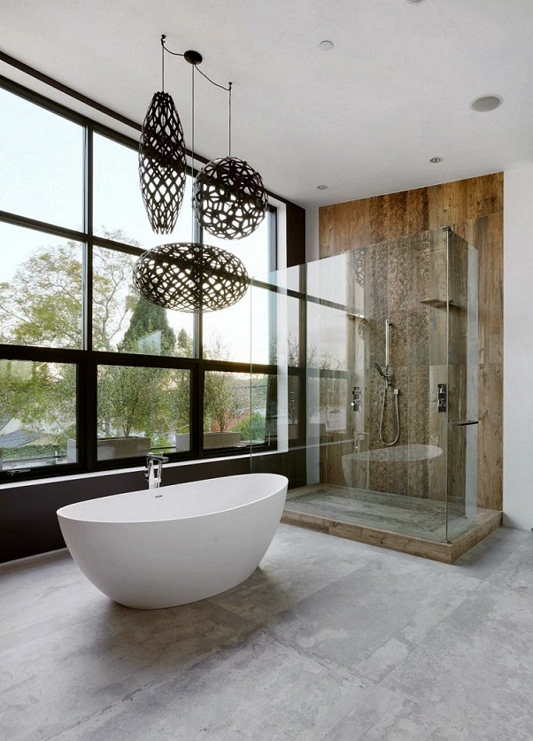 baño-bañera-ovalada