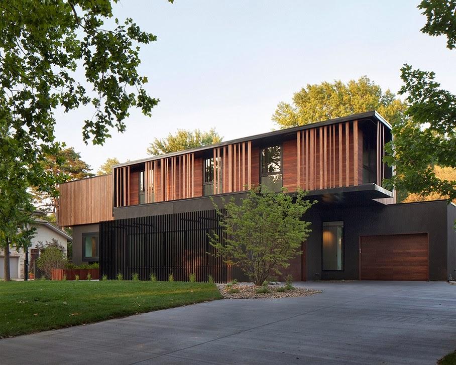 Baulinder Haus / Proyectos Hufft