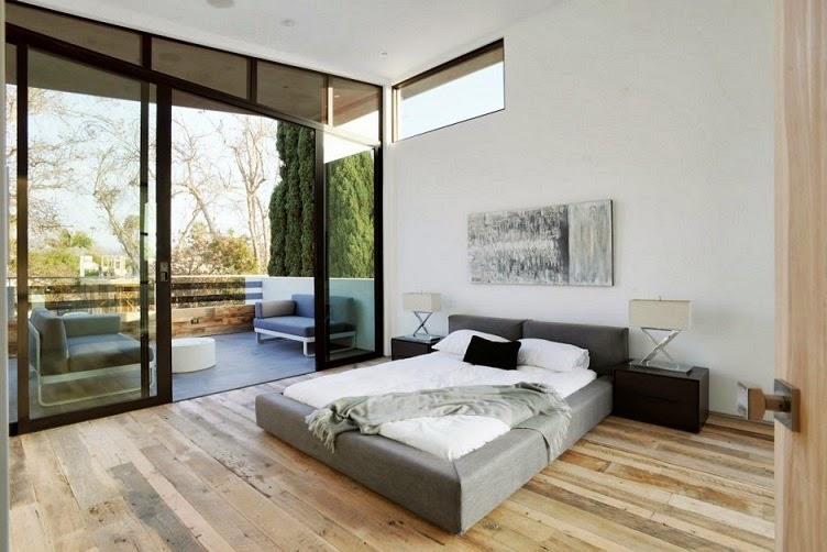 Casa 355 mansfield de l neas y formas integradas amit for Case con due master suite