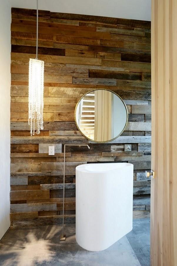 baño-pared-madera