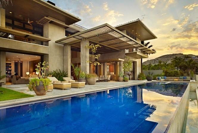Casa m xico un lujo de casa en baja california arquitexs - Casas modulares de lujo ...