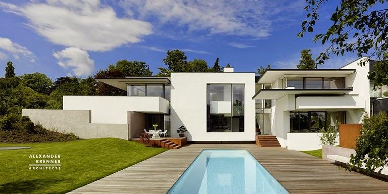 Vista house alexander brenner arquitectos arquitexs for Arquitectura contemporanea casas