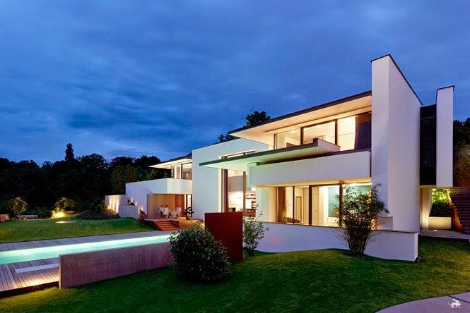 Vista house alexander brenner arquitectos arquitexs - Arquitectos casas modernas ...