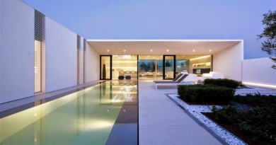 casa-minimalista-jesolo-lido-pool-villa-jm-architecture