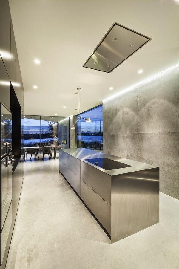 cocina-moderna-muro-hormigon-visto
