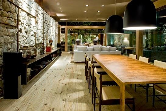 comedor-diseño-casa-Loft-Bauhaus