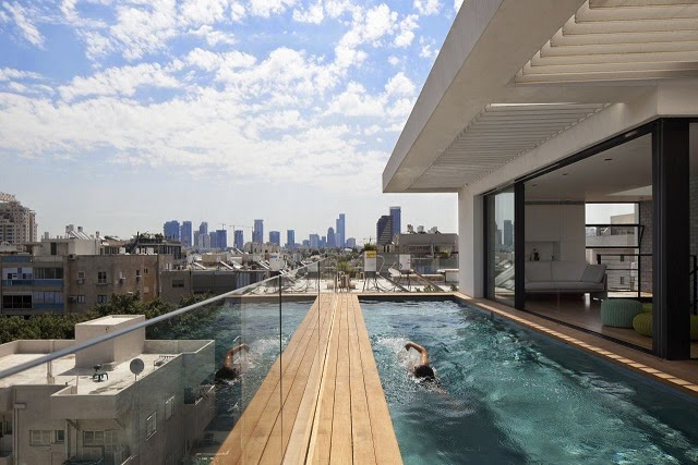 Tel Aviv Townhouse / Pitsou Kedem Architects