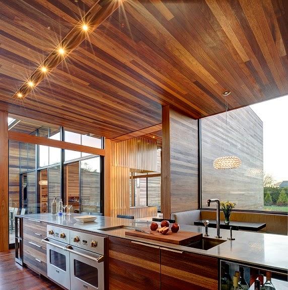 cocina-madera-caoba