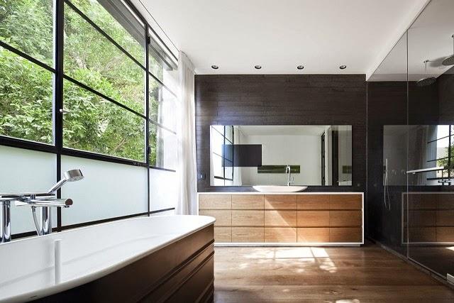 cocina-arquitectura-casa-Tel-Aviv-Townhouse-Pitsou-Kedem-Architects