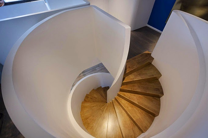 diseño-escaleras-caracol