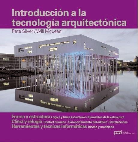 INTRODUCCIÓN A LA TECNOLOGIA ARQUITECTONICA