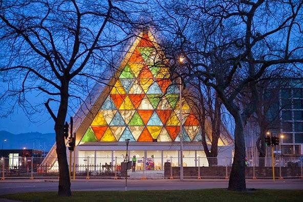arquitectos contemporáneos y sus obras más importantes