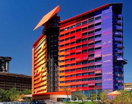 Hotel-Puerta-America-Madrid-Arquitecto-Jean-Nouvel-arquitecto contemporáneo