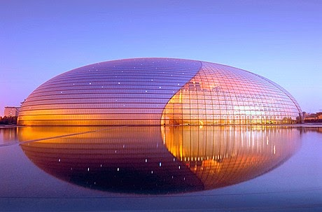Arquitecto-Paul-Andreu-Centro-nacional-Artes-escenicas-Pekin-arquitectos contemporáneos