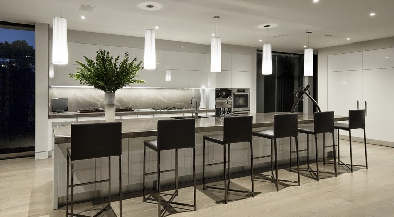 cocina-muebles-italianos-casa-Sunset-Strip-McClean-Design