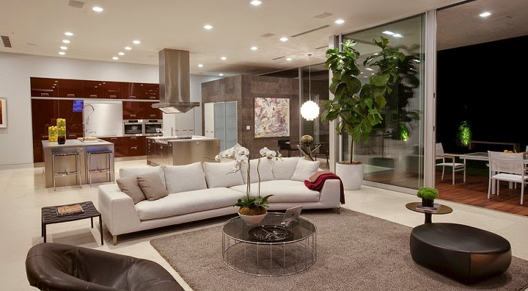 salon-casa-de-lujo-Beverly-Hills-House-McClean-Design