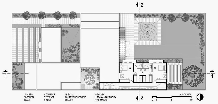 plano-planta-alta-Casa-Kopche