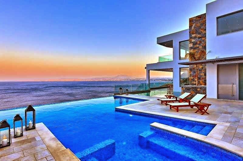 casa de playa en isla creta con vistas al mar egeo arquitexs