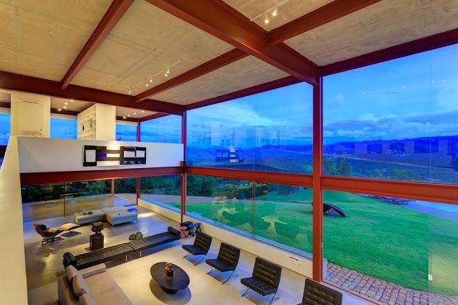 arquitectura-interior-Casa-moderna-das-Gerais