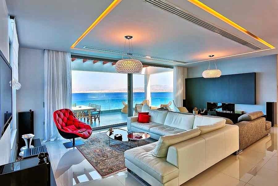 Interiores de casas minimalistas de lujo - Arquitectura interior ...
