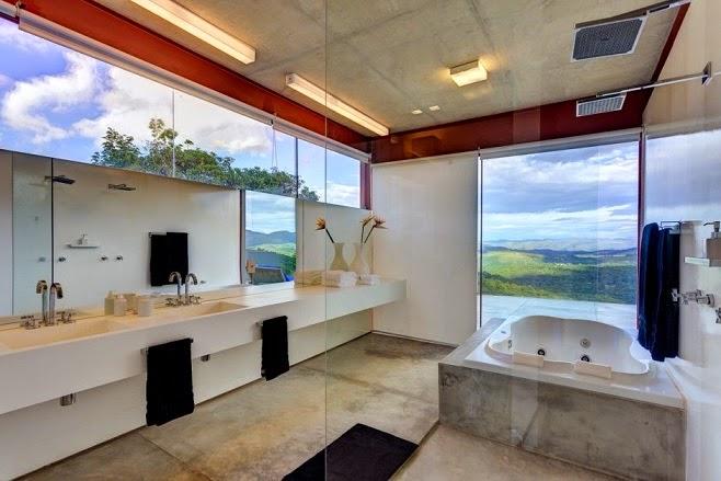 baño-Casa-moderna-das-Gerais