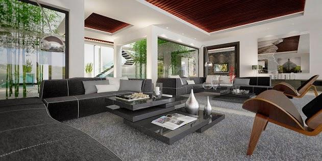 Casa de lujo en sotogrande costa del sol espa a arquitexs for Interiores de casas de lujo